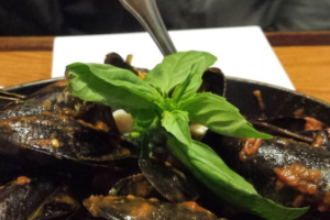 Mussels Marinara - delivery menu