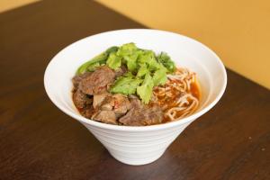 250. Beef Brisket Noodle Soup Szechuan Style - delivery menu