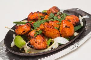 Tandoori Chicken Tikka - delivery menu
