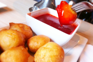 54. Sweet and Sour Chicken - delivery menu