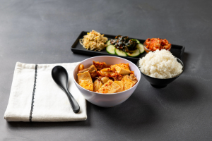 5. Kimchi JjiGae - delivery menu
