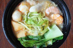 L4. Seafood Ramen - delivery menu