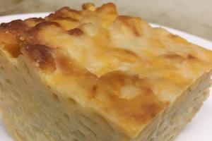 Macaroni Pie - delivery menu