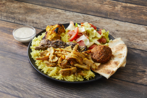 #1 Lunch Special - delivery menu