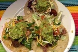 3 Taco Special - delivery menu