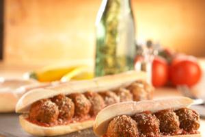 Italian Meatball Sub - delivery menu