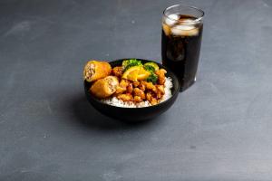 Orange Chicken Dinner Special - delivery menu