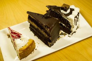 D3. Cake of the Day - delivery menu