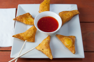 41. Crab Rangoon - delivery menu