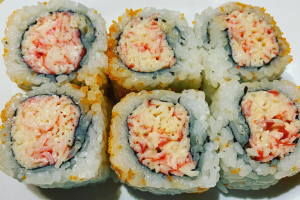 7. Spicy Crab Roll - delivery menu
