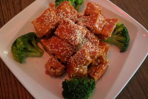 Sesame Tofu - delivery menu