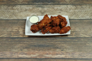 Hot and Spicy Chicken Wings - delivery menu