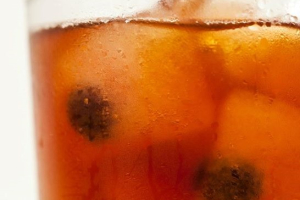 Passion Fruit Iced Tea - delivery menu