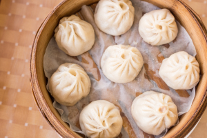 3. Steamed Pork Bun - delivery menu