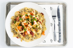 BW2. Arroz Con Pollo Bowl - delivery menu