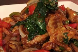 Basil Chicken - delivery menu