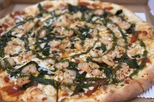 El Costeno Pizza - delivery menu