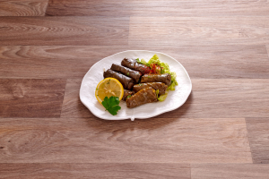 7 Piece Vegetarian Grape Leaves - delivery menu