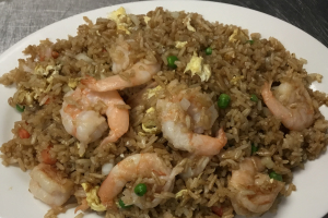 504. Shrimp Fried Rice - delivery menu