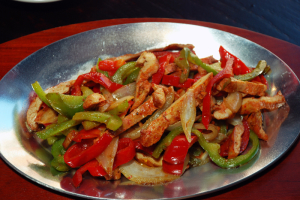 Chicken Breast Fajitas - delivery menu