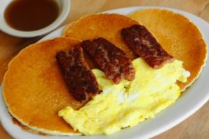 Deluxe Breakfast - delivery menu
