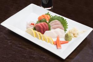 Sashimi Deluxe - delivery menu