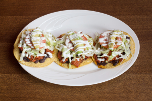 Tostadas - delivery menu