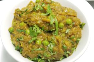 Eggplant Bharta - delivery menu