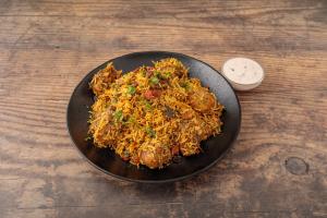 Chicken Biryani - delivery menu