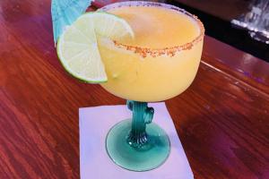Maracuya Margarita  - delivery menu