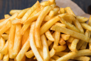 Large French Fries - delivery menu