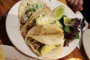 Tilapia Tacos - delivery menu