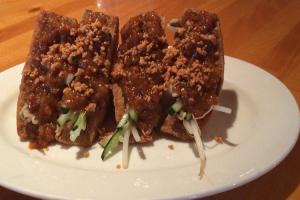 5. Satay Tofu - delivery menu