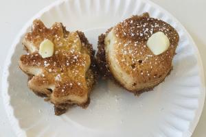 Cinnamon Swirl Cookies - delivery menu