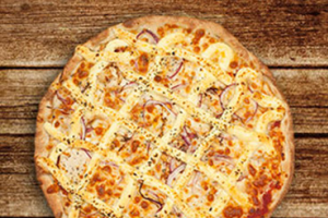Chicken Catupiry Pizza - delivery menu