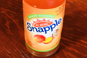 Snapple - delivery menu