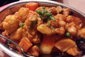 Mixed Vegetable Masala Ala Carte - delivery menu