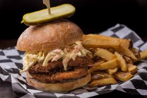 Southern Fried Chicken Sandwich - delivery menu