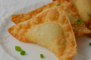 A18. 8 Pieces Crab Rangoon - delivery menu