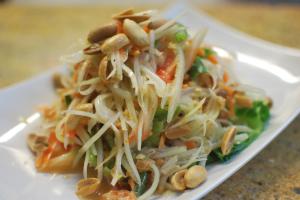 B2. Papaya Salad - delivery menu