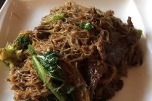 Black Noodles - delivery menu