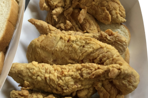 3-Piece Chicken Tenders - delivery menu