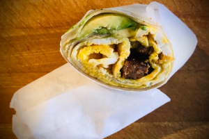 Chorizo Egg Wrap - delivery menu