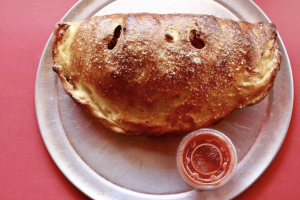 Meat Lovers Calzone - delivery menu