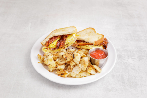 Breakfast Meat and Egg Sandwich - delivery menu