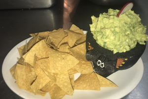 Guacamole - delivery menu