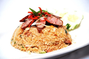 Isan Fried Rice - delivery menu
