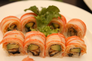 17. Pink Girl Roll - delivery menu
