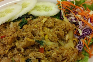 Combination Fried Rice - delivery menu