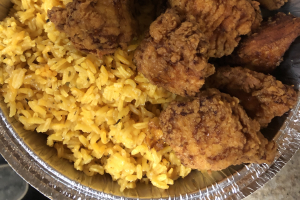 Chicharon de Pollo sin Hueso - delivery menu